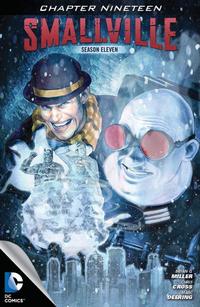 Smallville S11 I07 - Digital Cover