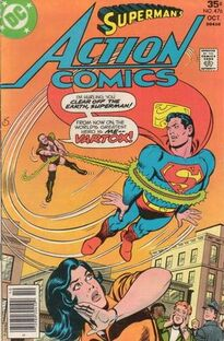 Action Comics Issue 476
