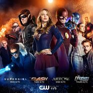 Dcs Superhero shows