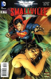 Smallville Season 103- Cover A