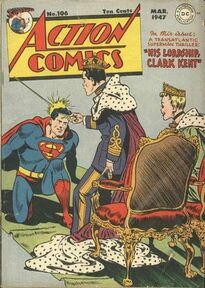 Action Comics Issue 106