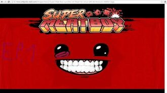 Super meat boy EP.1 Forest