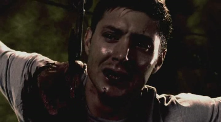 Image result for supernatural dean in hell