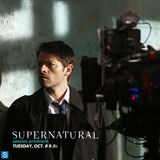 Season 9 - New BTS Promotional Photo of Misha Collins