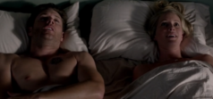 Ann Marie in bed with Dean