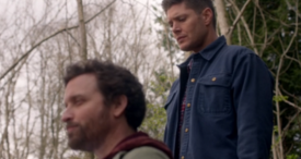 Dean confronts God on his decision
