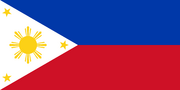 Flag of the Philippines svg