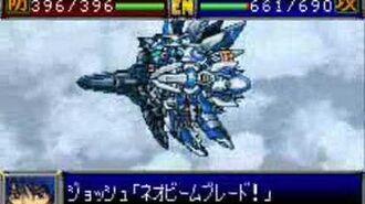SRW D - Geant Chevalier All Attacks