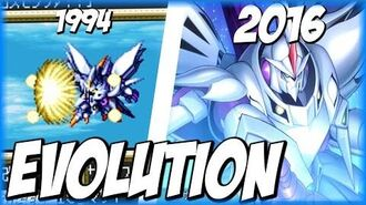 Evolution of COSMO NOVA (1993-2016) コスモノヴァ SRW