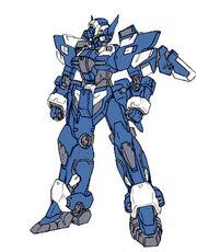 Huckebein Mk II M (dull blue)