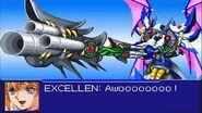 Super Robot Wars Original Generation 2 - Rein Weissritter All Attacks