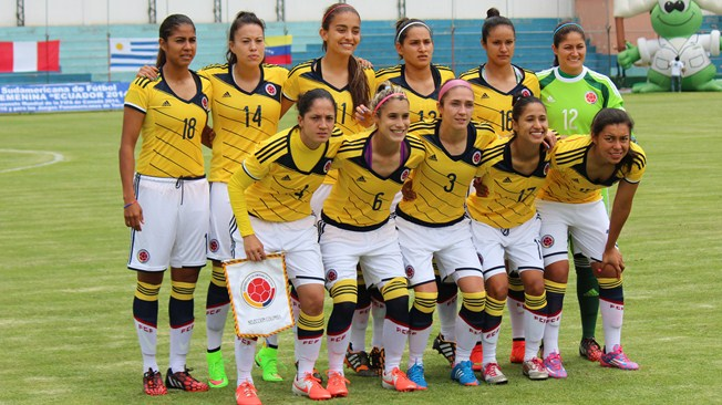 Colombia Soccer Team Roster