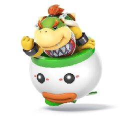 Koopa Clown Car Game Debut