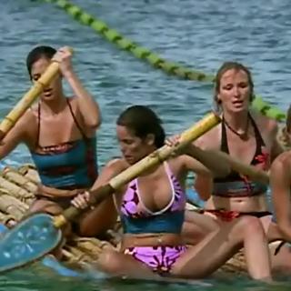 Bayoneta rowing in the first <a href=