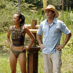 Peih-Gee wins her second Individual Immunity.