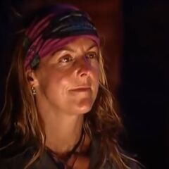 Zoe's last Tribal Council.