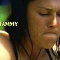 Tammy's motion shot in the opening.
