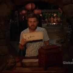 Caleb votes for <a href=