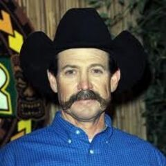 Rick and his impressive mustache at the <a href=