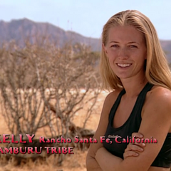 Kelly in a <a href=