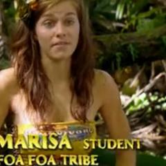 Marisa making a <a href=