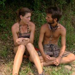 Todd and Amanda talk about blindisding James with 2 idols.
