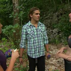 Andrea, Malcolm and Corinne talk strategy.