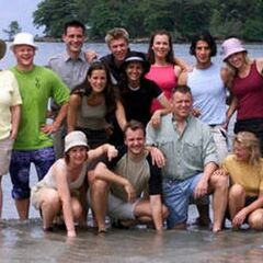 The Cast of Expedition Robinson 2000 (minus Anne and Hakan)