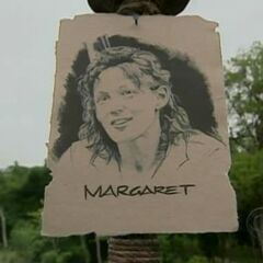 Margaret's drawing at the <a href=