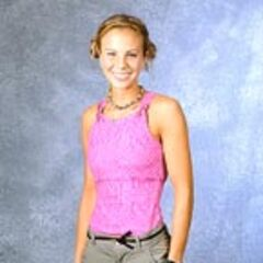 Elisabeth's full body length photo.