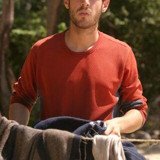 Rob Cesternino, as a member of Chapera.