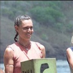 Tammy at the Immunity Challenge.