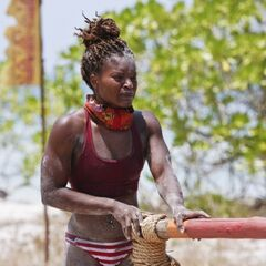 Cydney faces heat exhaustion while competing in <i>Dig It</i>.
