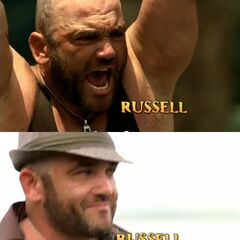 Russell's shots from the opening.