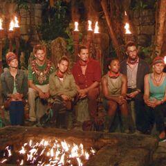Orkun's fifth Tribal Council.