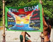 Enil edam flag