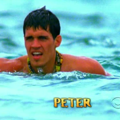Pete's second shot during the opening credits.