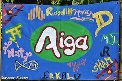 S19 Aiga Flag