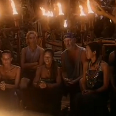 Chaboga Mogo's third Tribal Council.