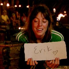 Amanda votes out Erik.