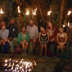 Orkun's fourth Tribal Council.