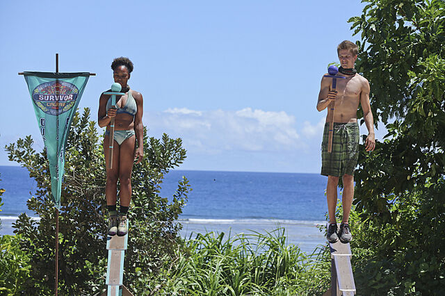 File:Tasha-Fox-and-Spencer-Bledsoe-in-Immunity-challenge.jpg