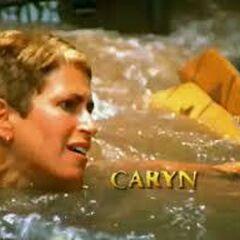 Caryn's motion shot in <a href=