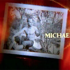 Michael's photo in the opening.