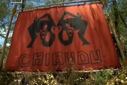 Chibudu flag