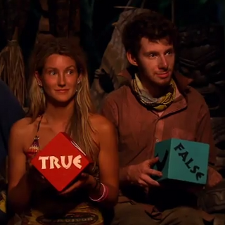 Whitney and Cochran competes for immunity