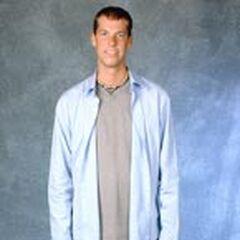 Mitchell's full body photo.