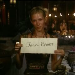 Courtney is finally able to vote out Jean-Robert.