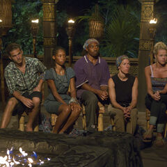 Matsing's second Tribal Council