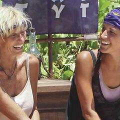 Tina at Kasama alongside <a href=